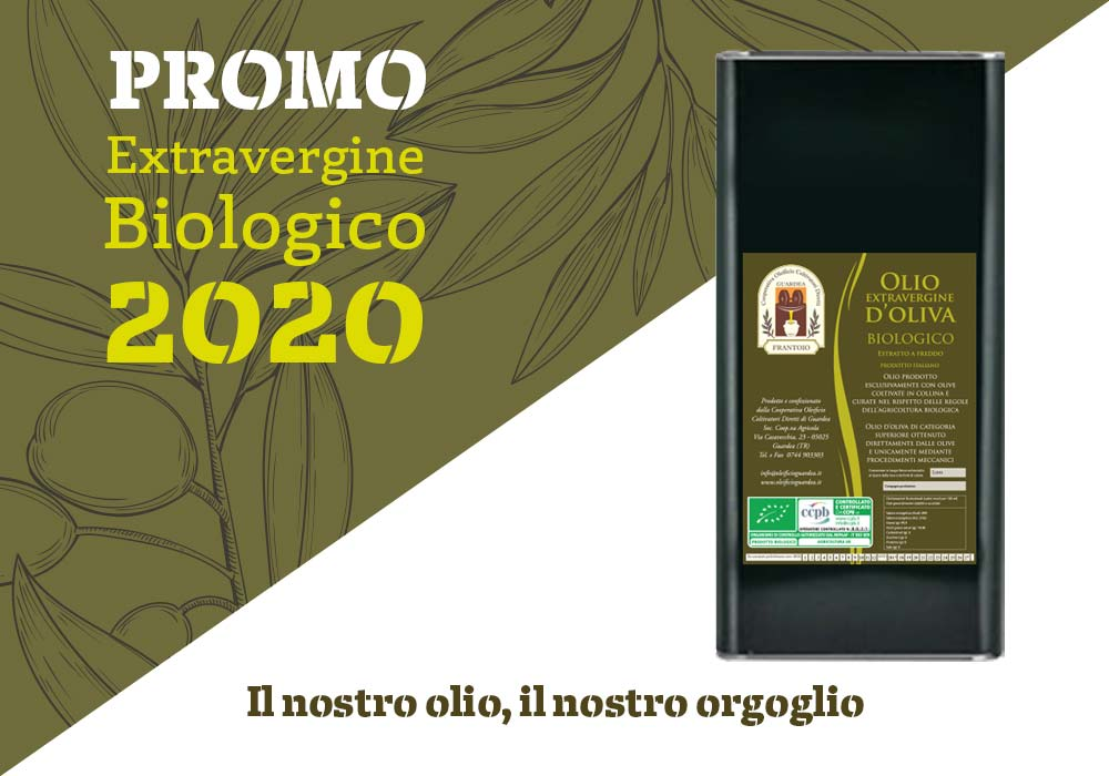 Promo Extravergine Bio 2020