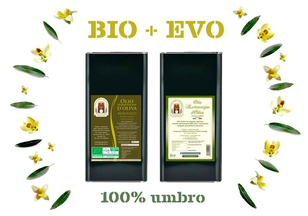 promo olio Bio e Evo di primavera